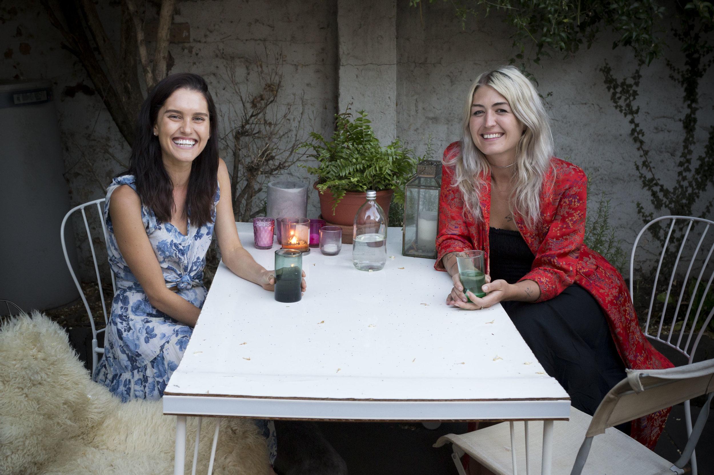 Rosie Garner & Clara Bradley - Rented Space