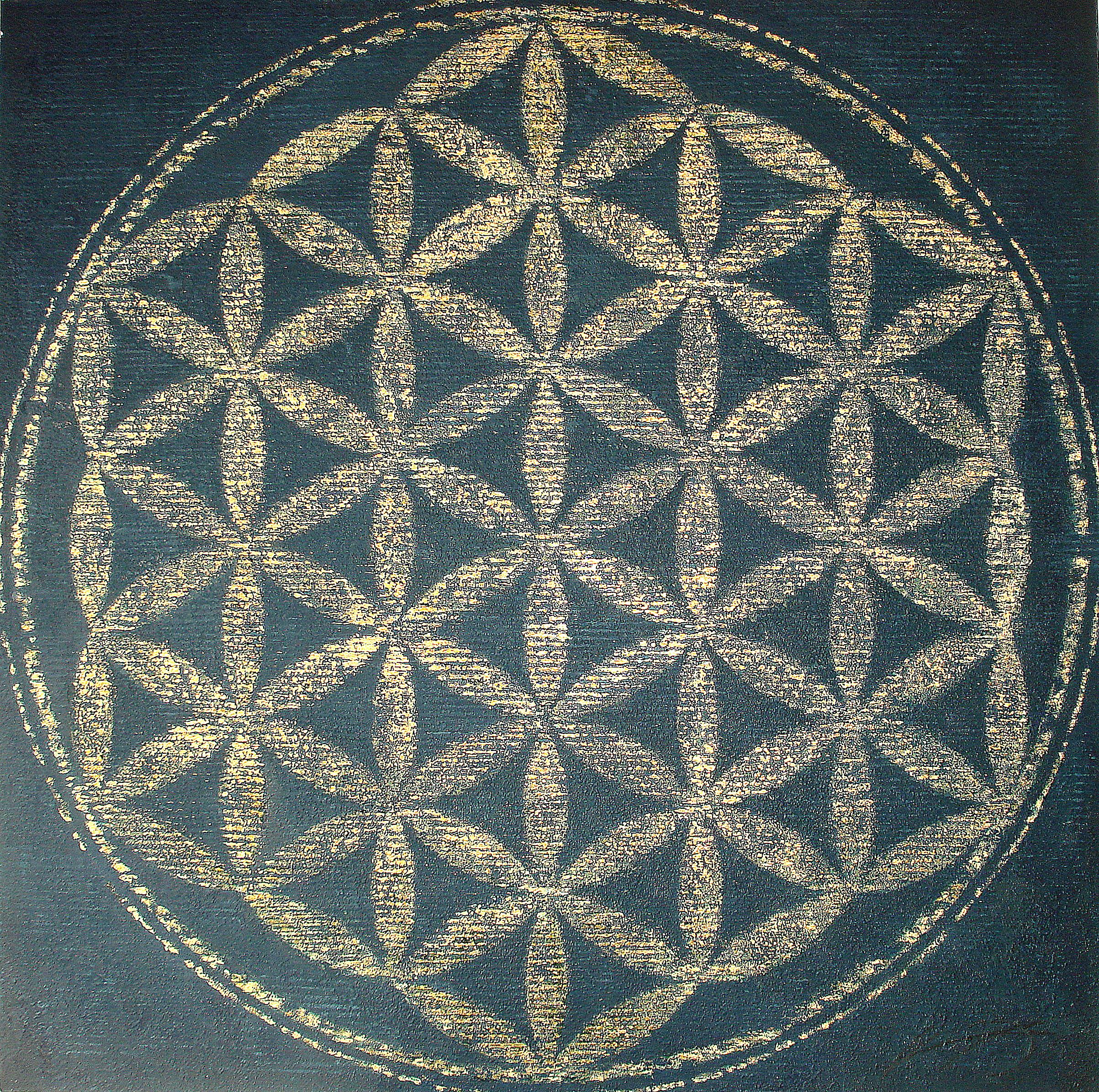 Genesis Pattern – The Flower of Life