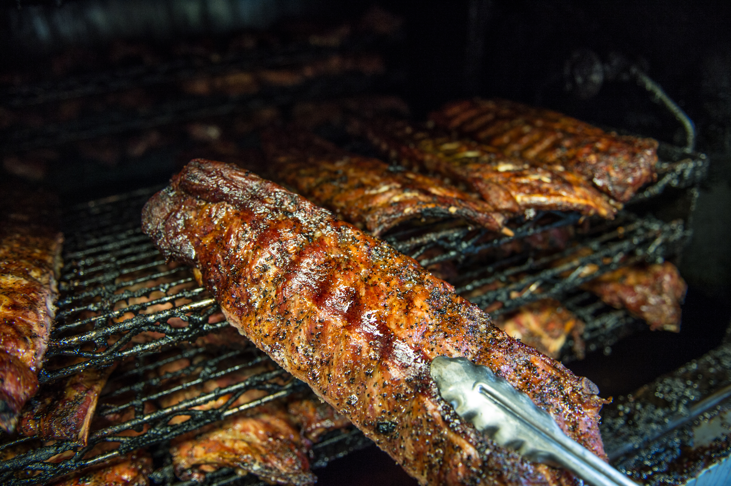 12 Bones Smokehouse - ribs!