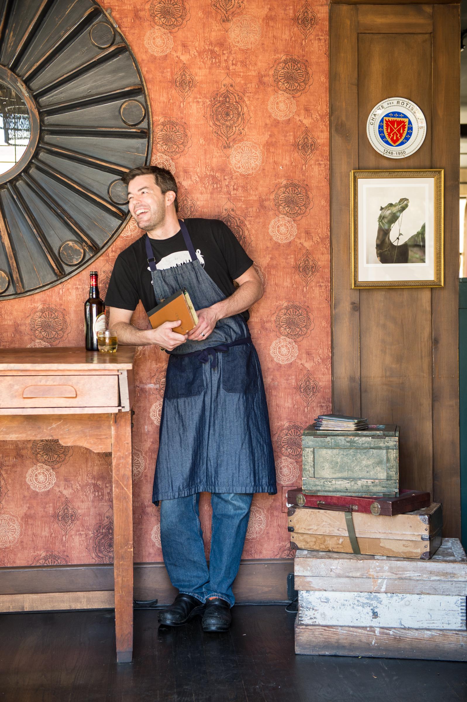 Chef Owen