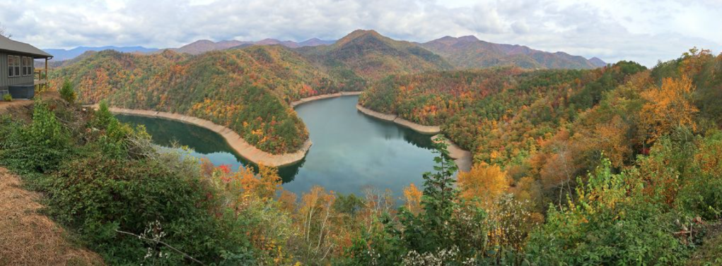 Eagles Nest at Fontana Lake and Park View Cabins