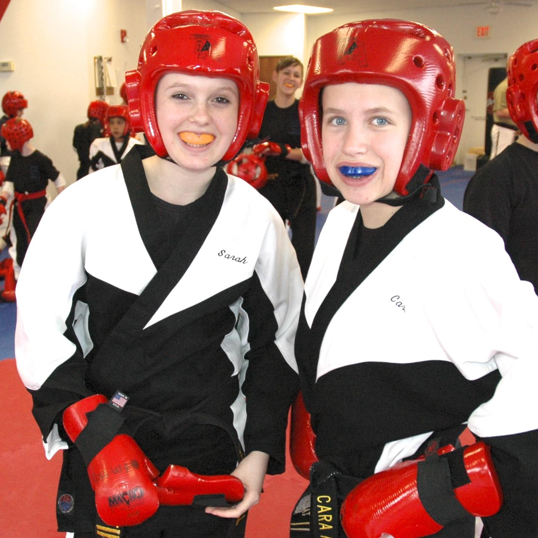 Taekwondo Students Greensboro NC