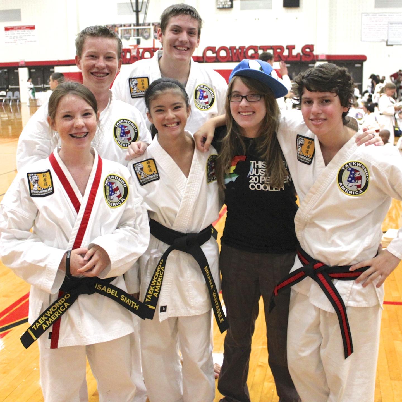 MMA Students Greensboro NC