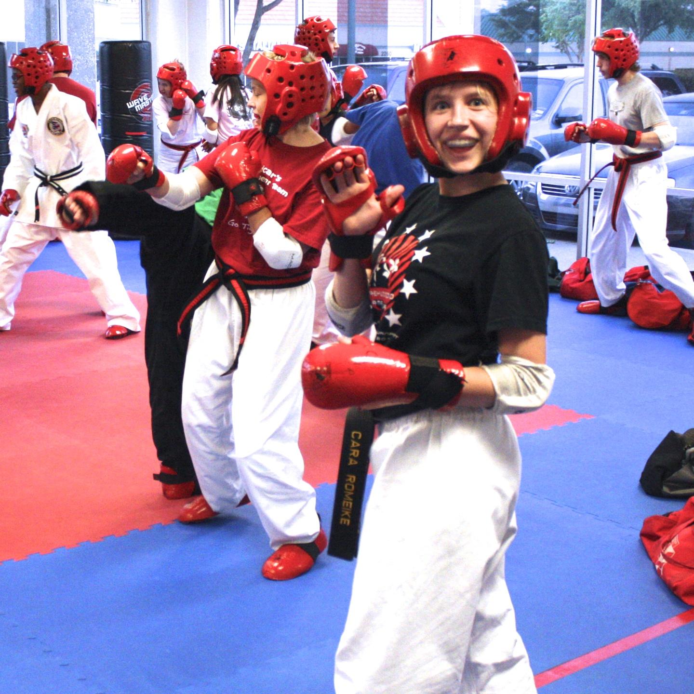 Martial Arts Students Greensboro NC