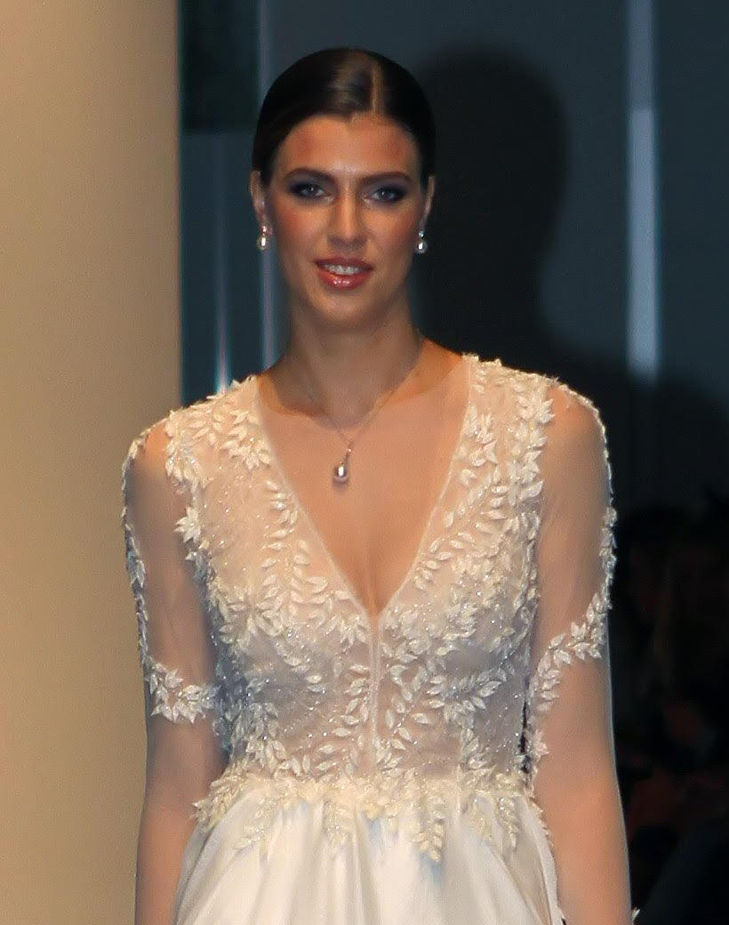 Willow bridal gown by Tanya Anic