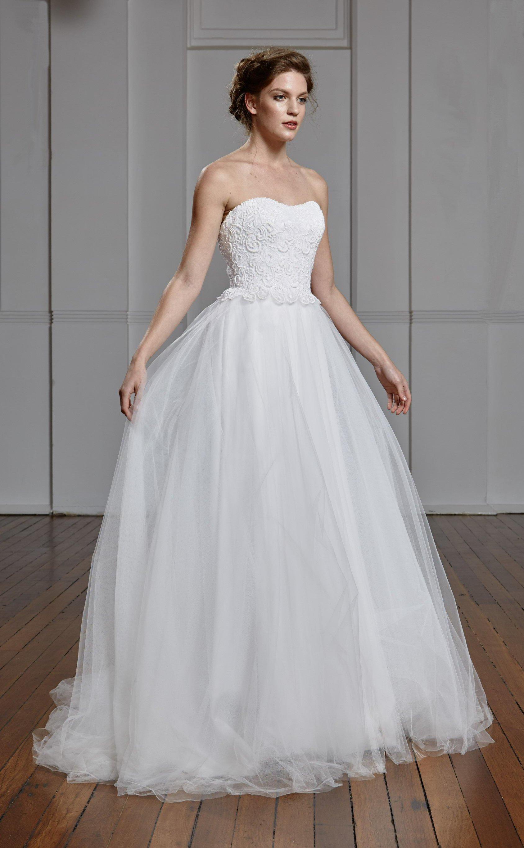 Rose summer bridal gown Tanya Anic Bridal photographyGrant Sparkes Carroll double bay sydney bridal_170_.jpg