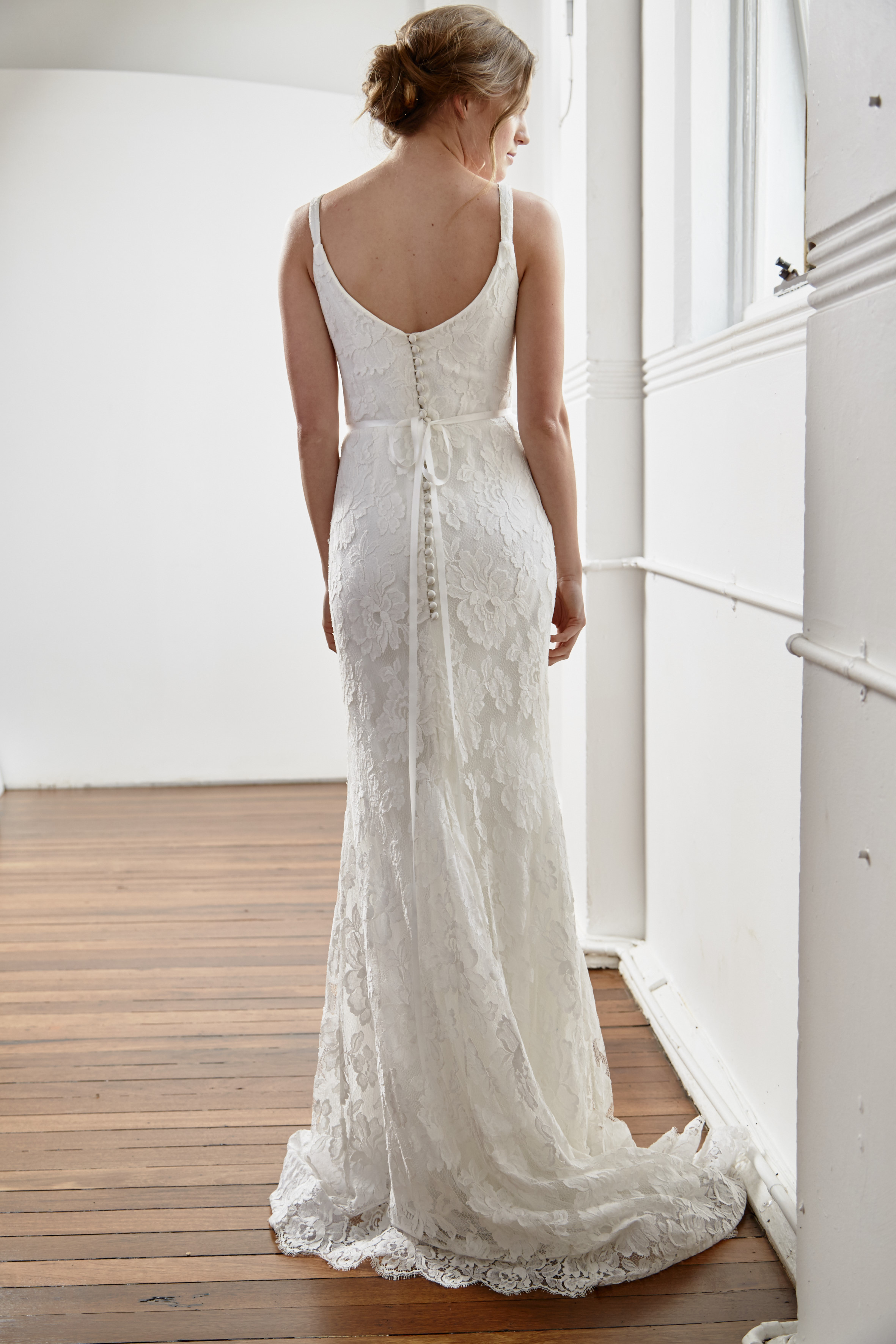 Summer bridal gown Tanya Anic Bridal photographyGrant Sparkes Carroll double bay sydney bridal_036.jpg
