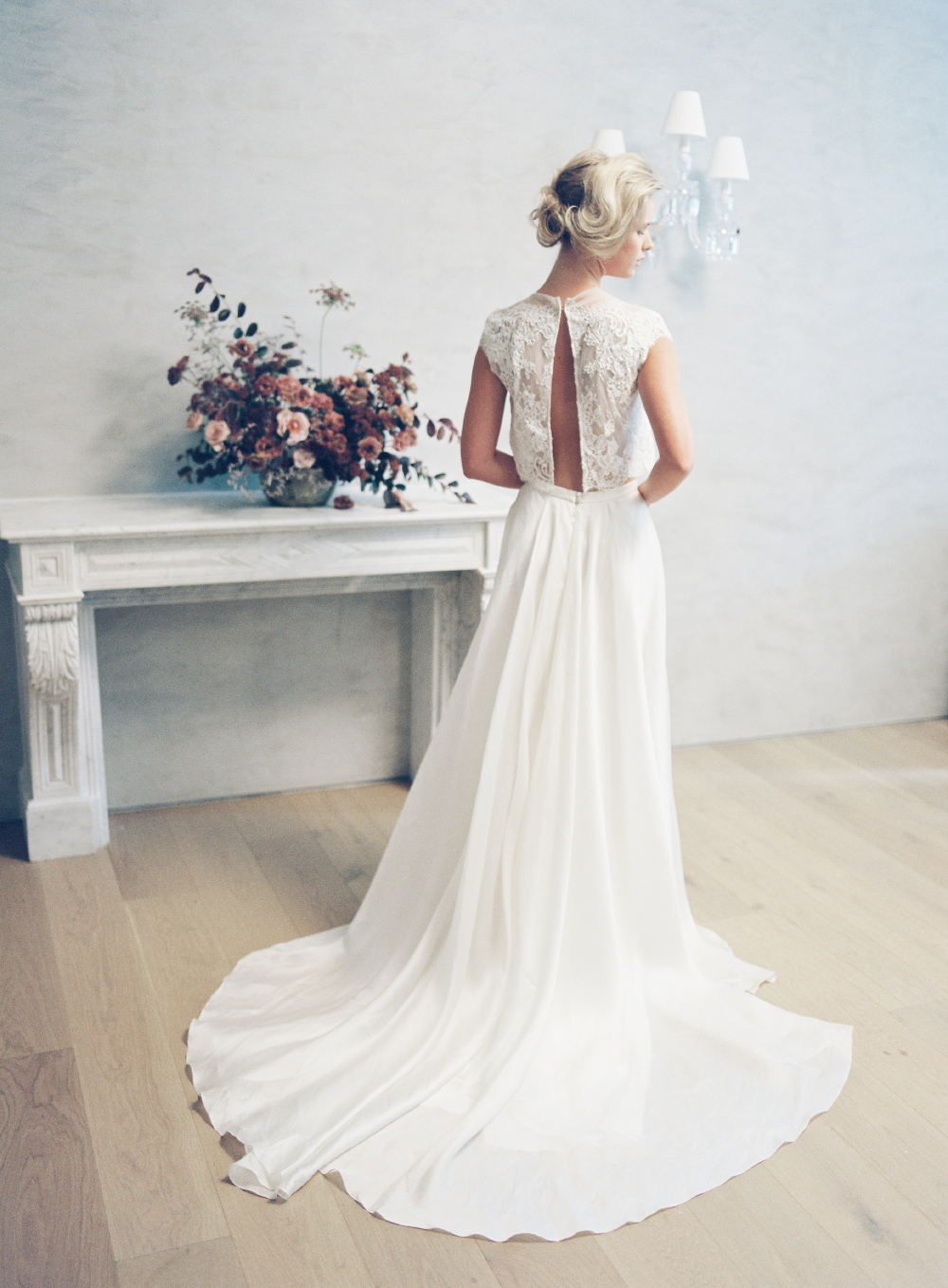Oriana bridal gown by Tanya Anic