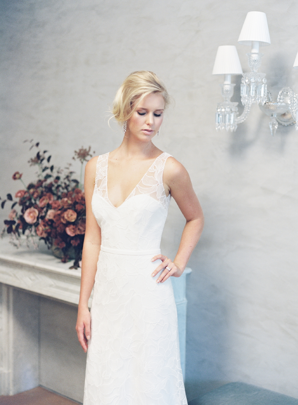 Alyona bridal gown by Tanya Anic