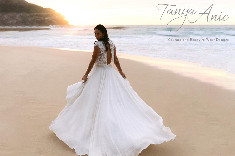 Tanya Anic Bridal Event Wear
