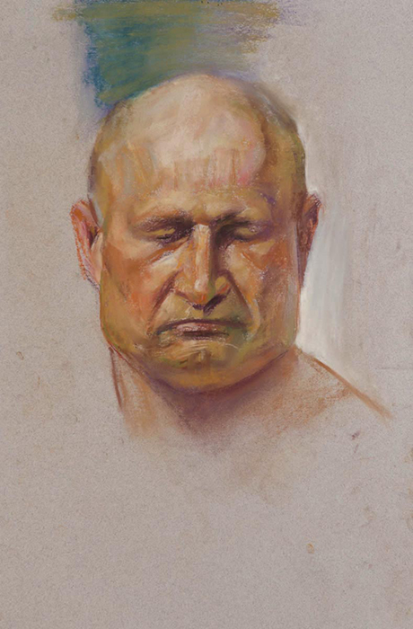 Male Portrait No. 3