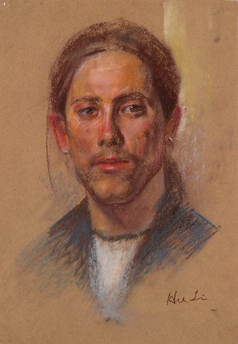 Male Portrait No. 7