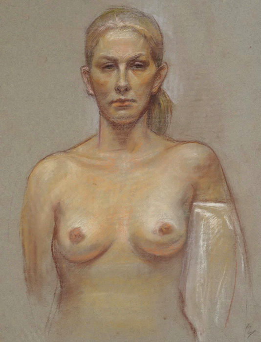 Nude Female No. 2