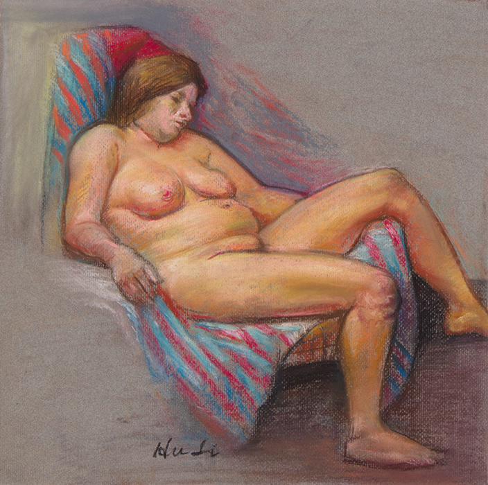 Nude Female No. 5