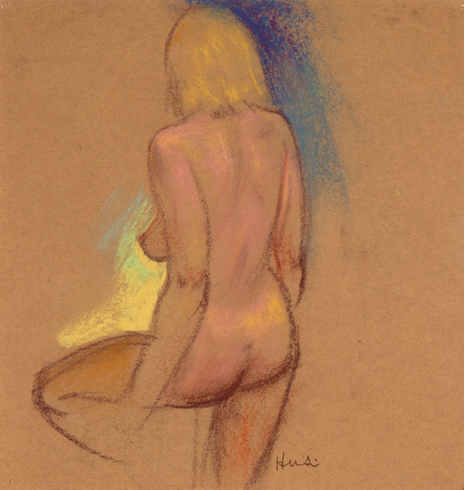 Nude Female No. 6