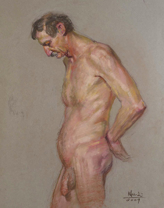 Nude Male No. 1