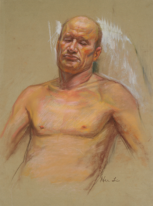 Nude Male No. 2