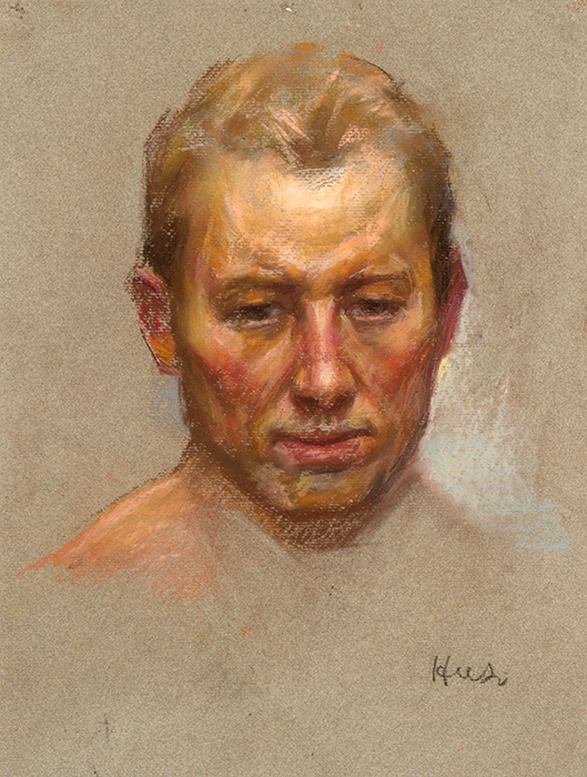 Male Portrait No. 15