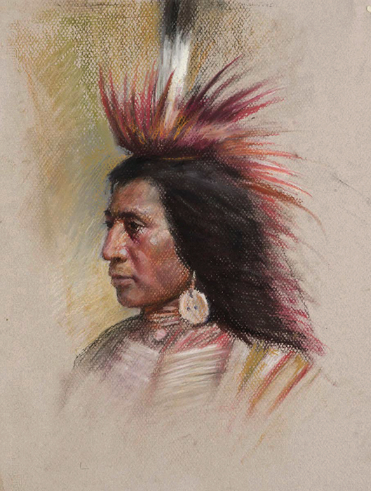 Native American Male No. 2