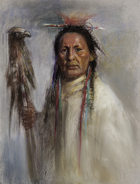 Native American Male No. 5