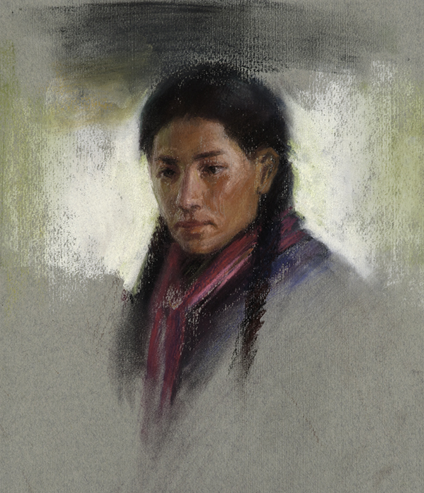 Native American Male No. 7