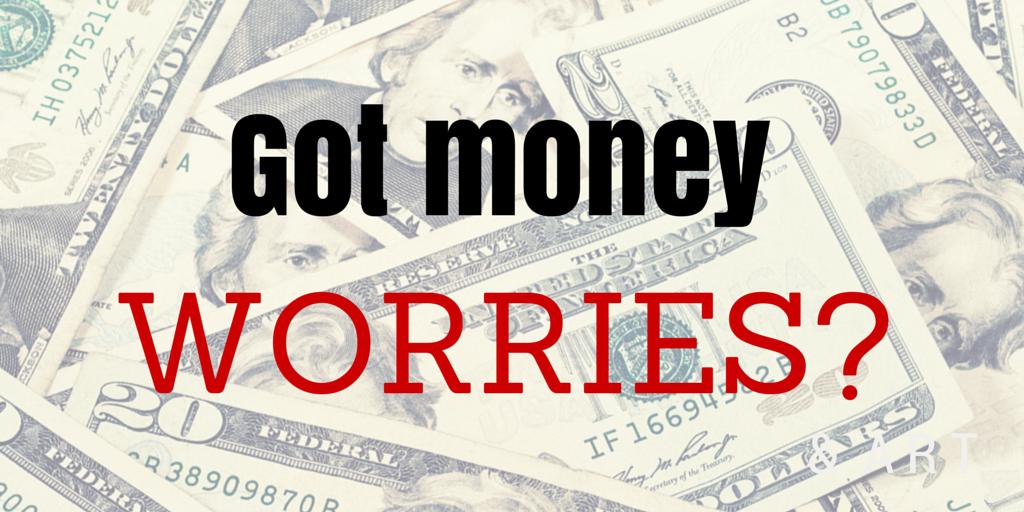 financial stress psychology blog