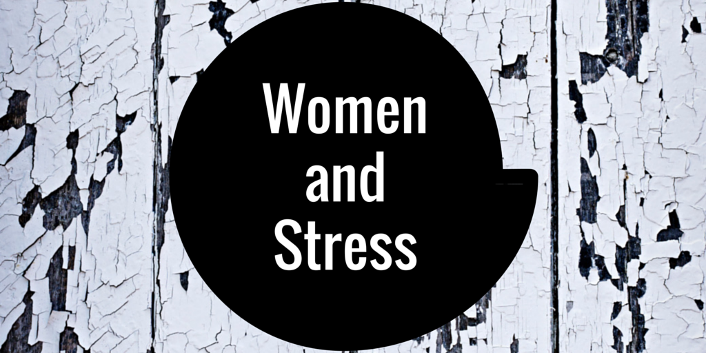 women and stress national psychology week