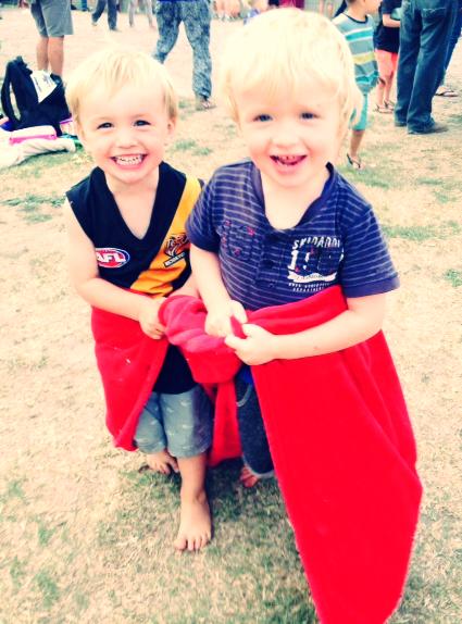 kids afl ballarat