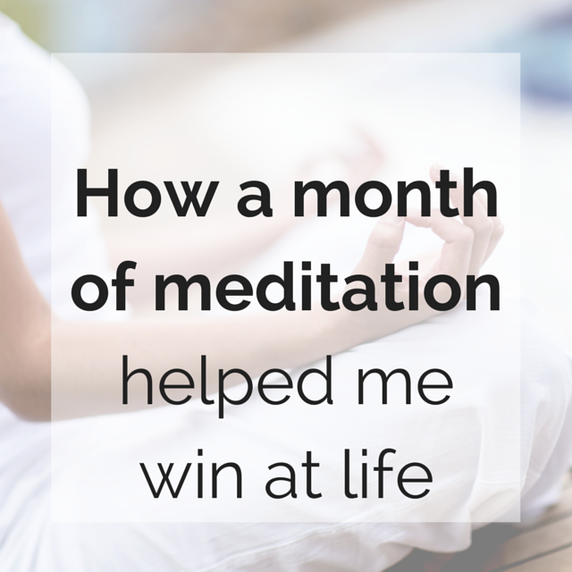 how a month of meditation helped me win at life mindful in may potential psychology blog