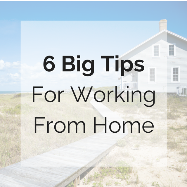 tips for working from home potential psychology blog