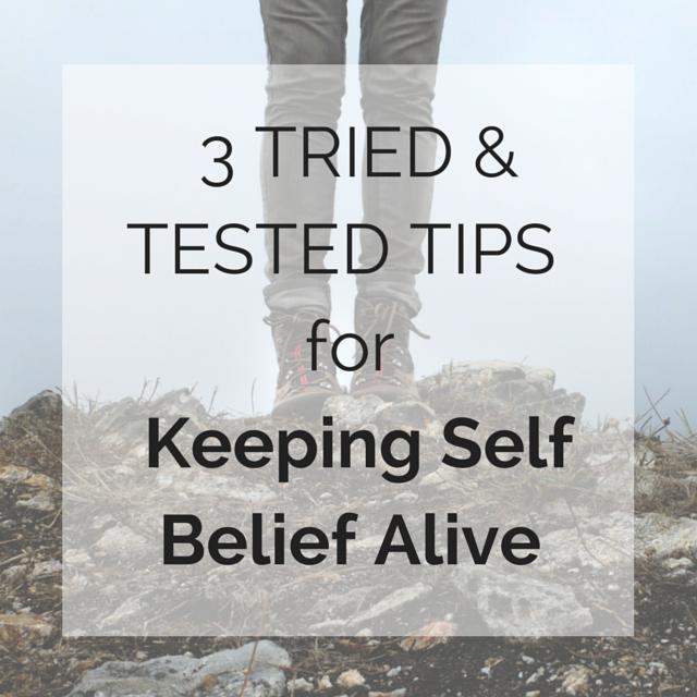 tips self belief confidence hustle potential psychology blog