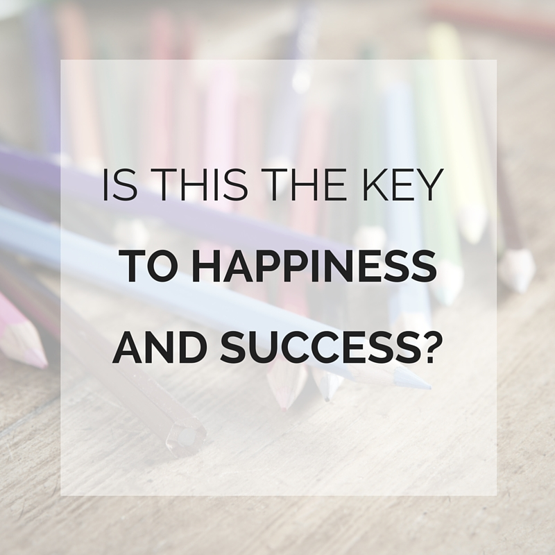 Is this the key to happiness and success? Online strengths coaching program at Potential Psychology. www.potential.com.au