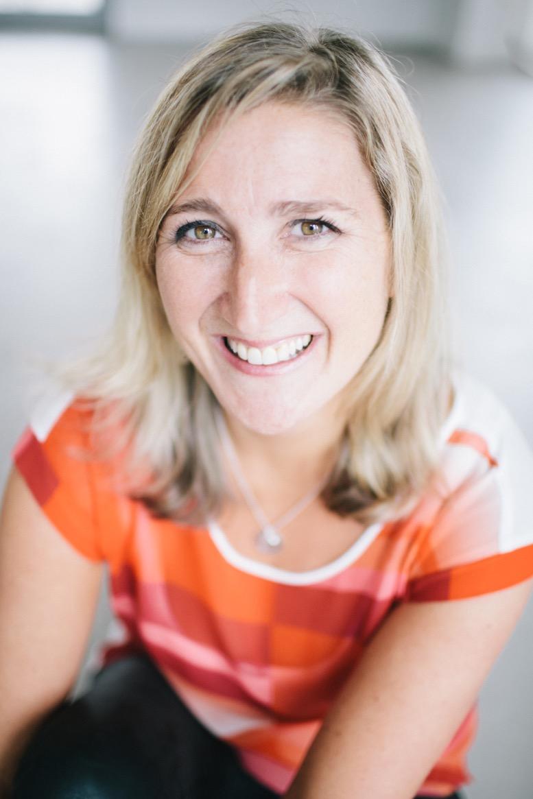 Martine Oglethorpe from  The Modern Parent