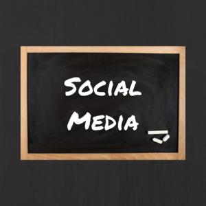 Find Tess on Social Media