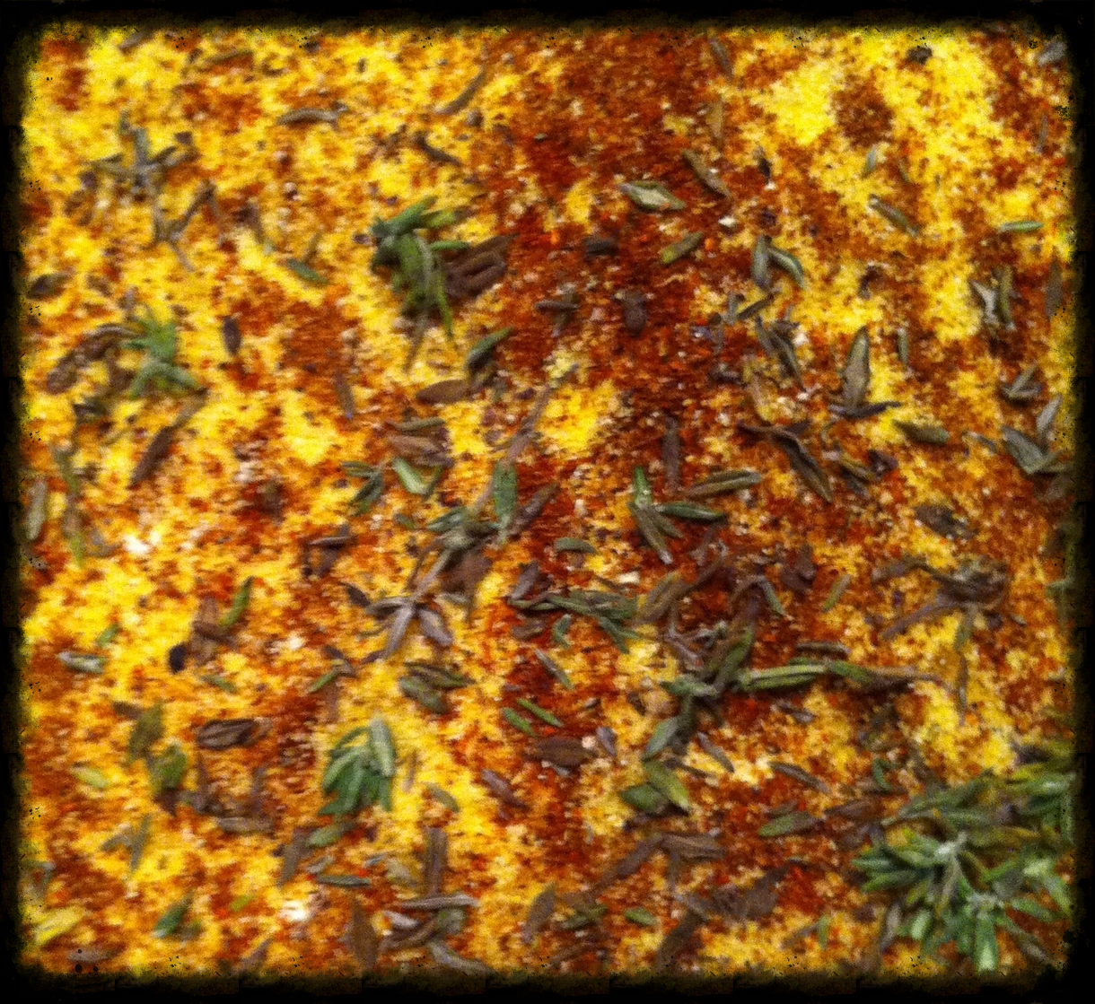 """Native American's call polenta  """"that which sustains life"""""""