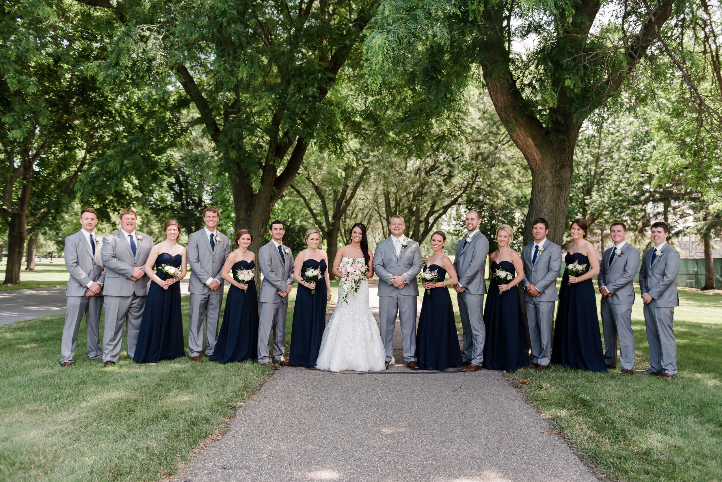 Layce and Brandon - Wedding - Bridal Party and Family - Outdoor Portraits-6.jpg