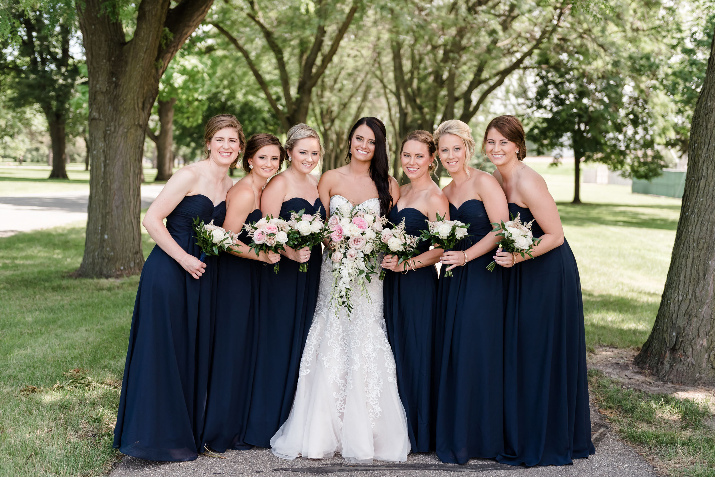 Layce and Brandon - Wedding - Bridal Party and Family - Outdoor Portraits-9.jpg
