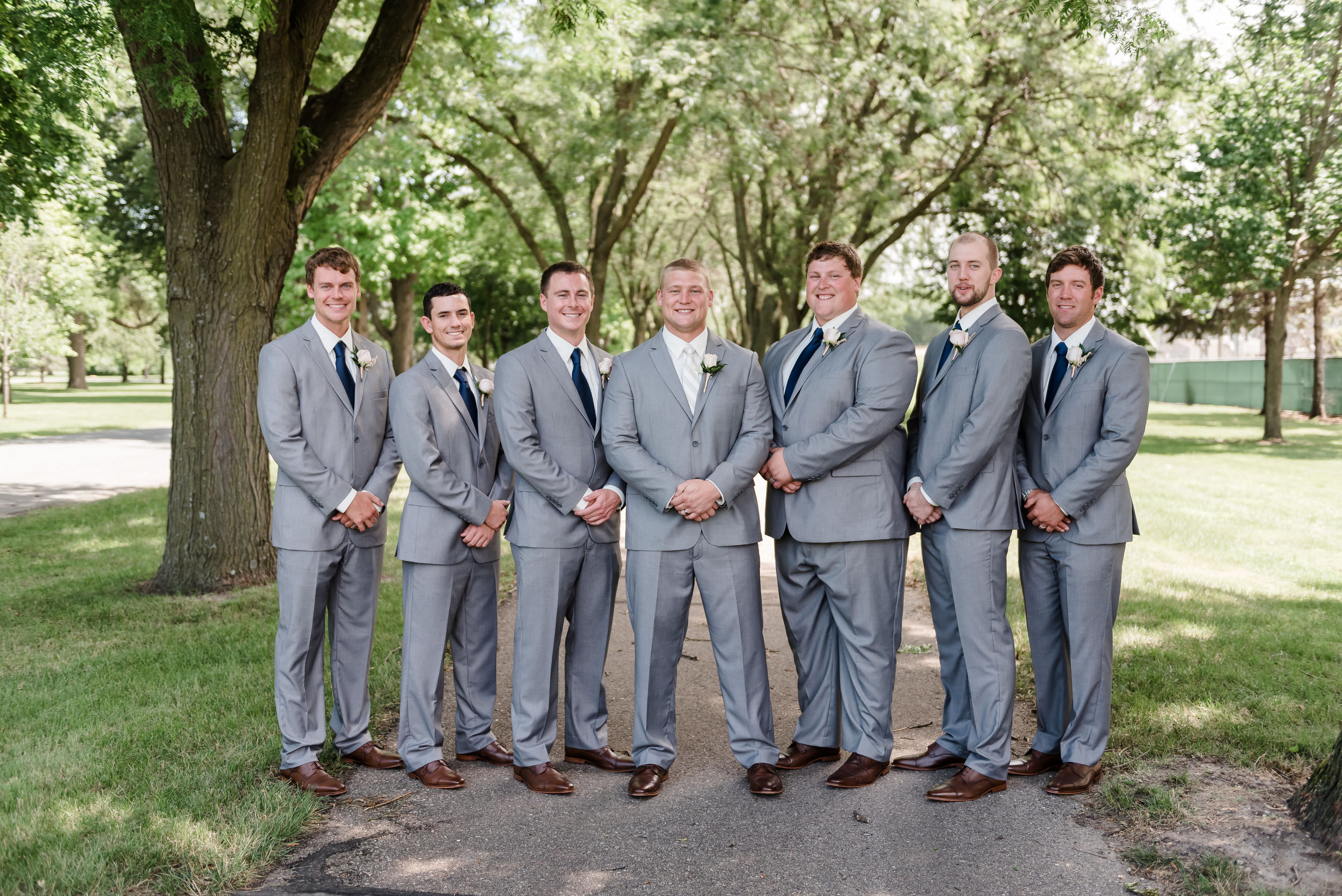 Layce and Brandon - Wedding - Bridal Party and Family - Outdoor Portraits-61.jpg