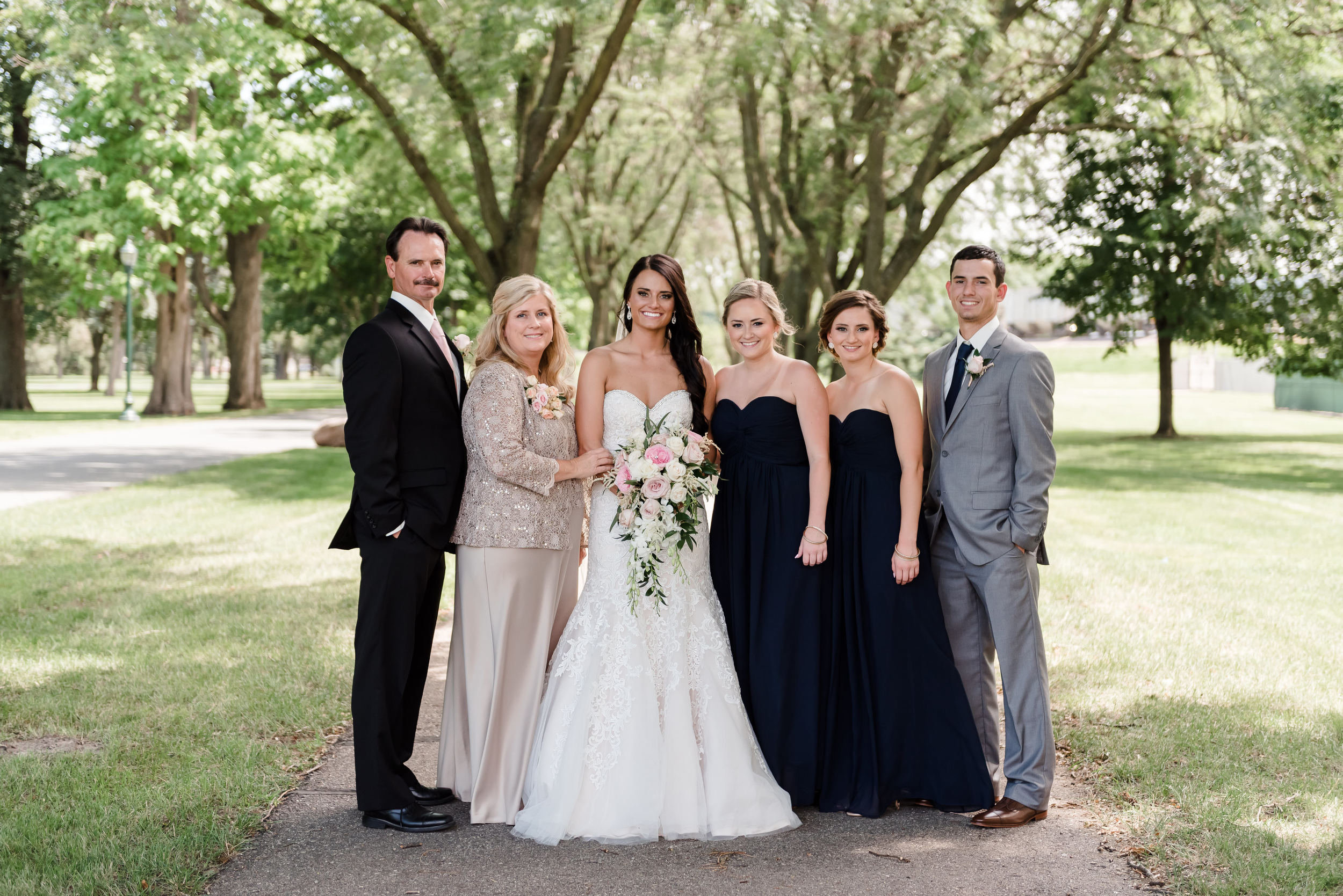 Layce and Brandon - Wedding - Bridal Party and Family - Outdoor Portraits-94.jpg