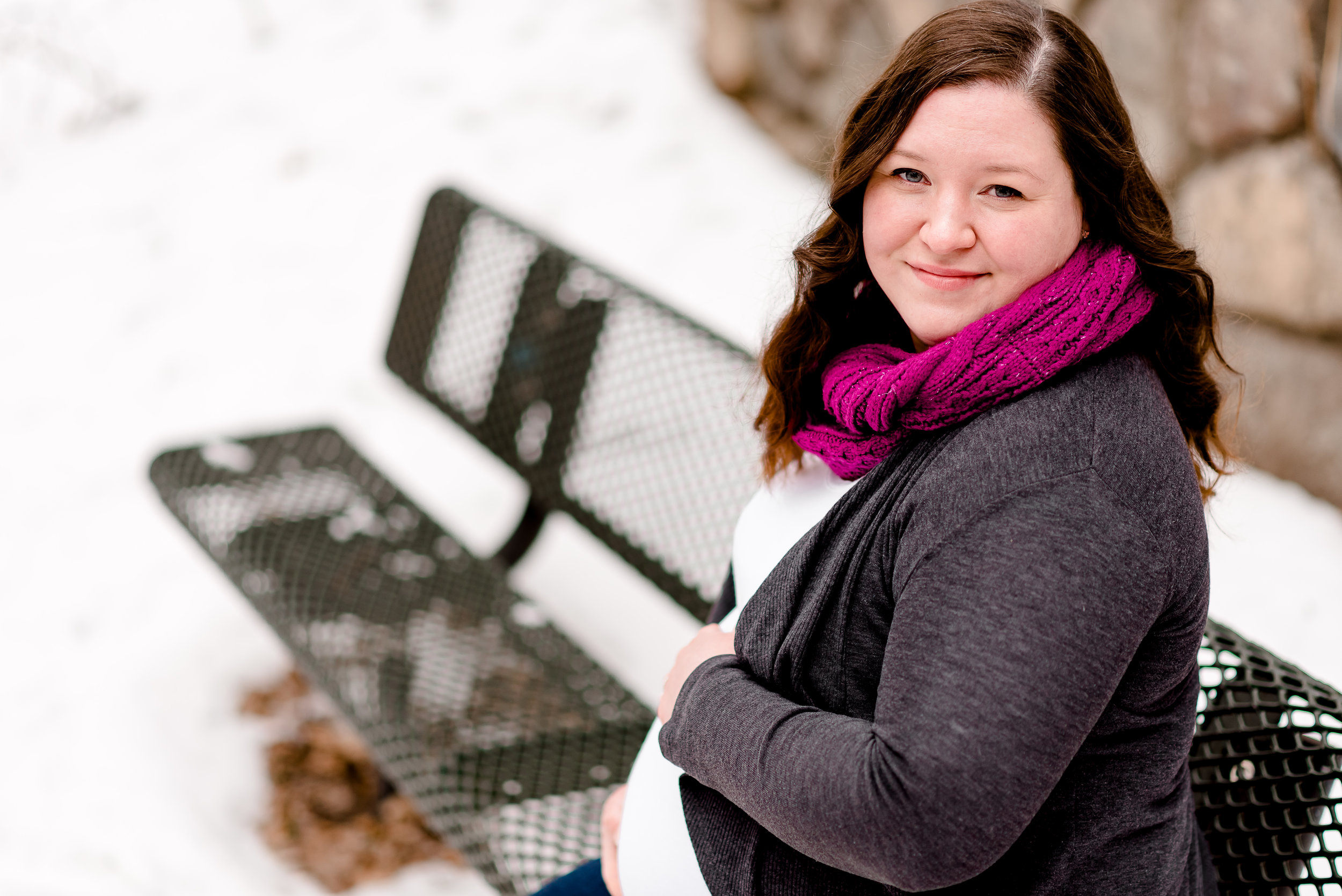 Minnesota Maternity Pregnancy Photographer
