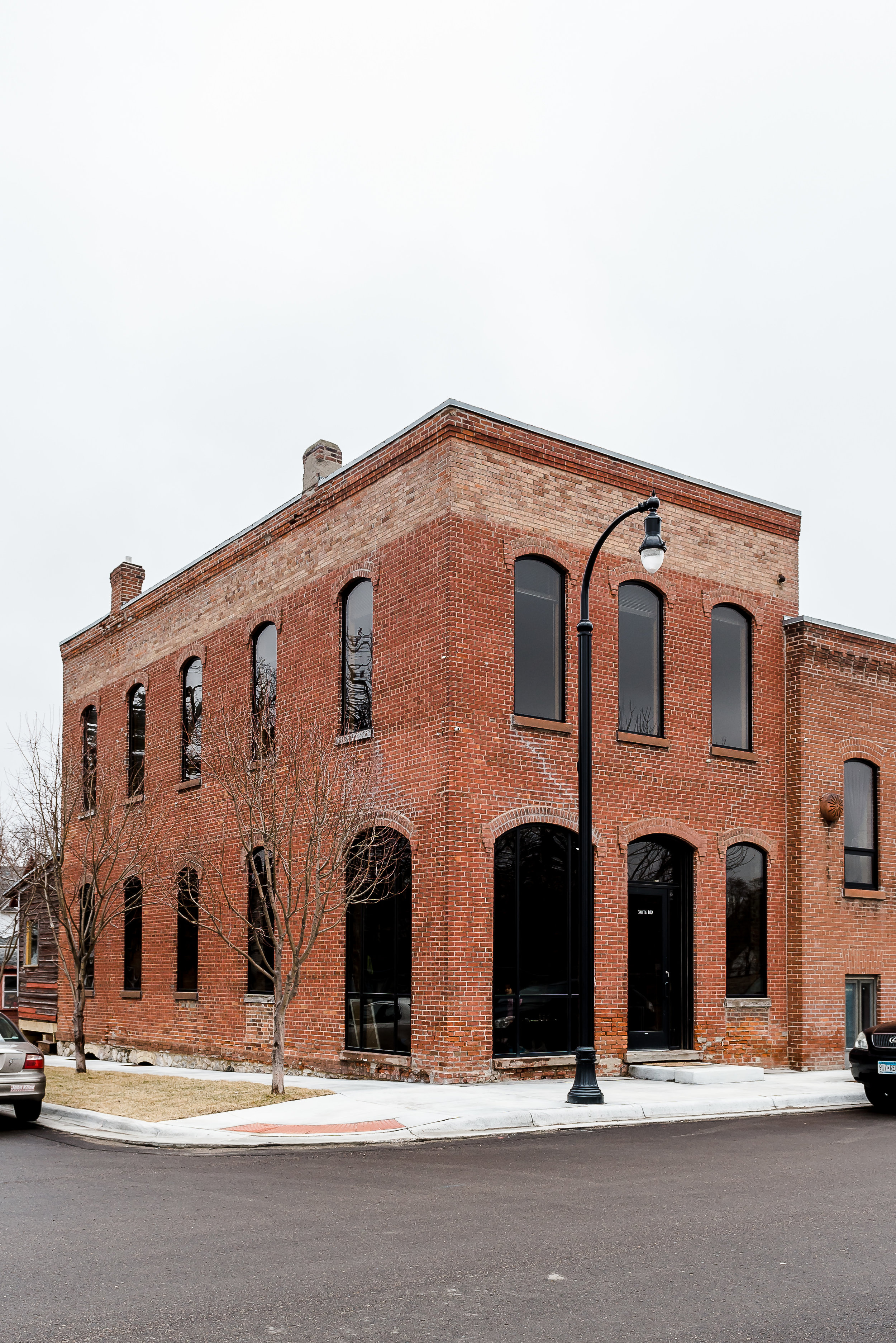 The new home of Laura Robinson Photography -- located on the upper floor of this beautiful, historic building in downtown Delano.