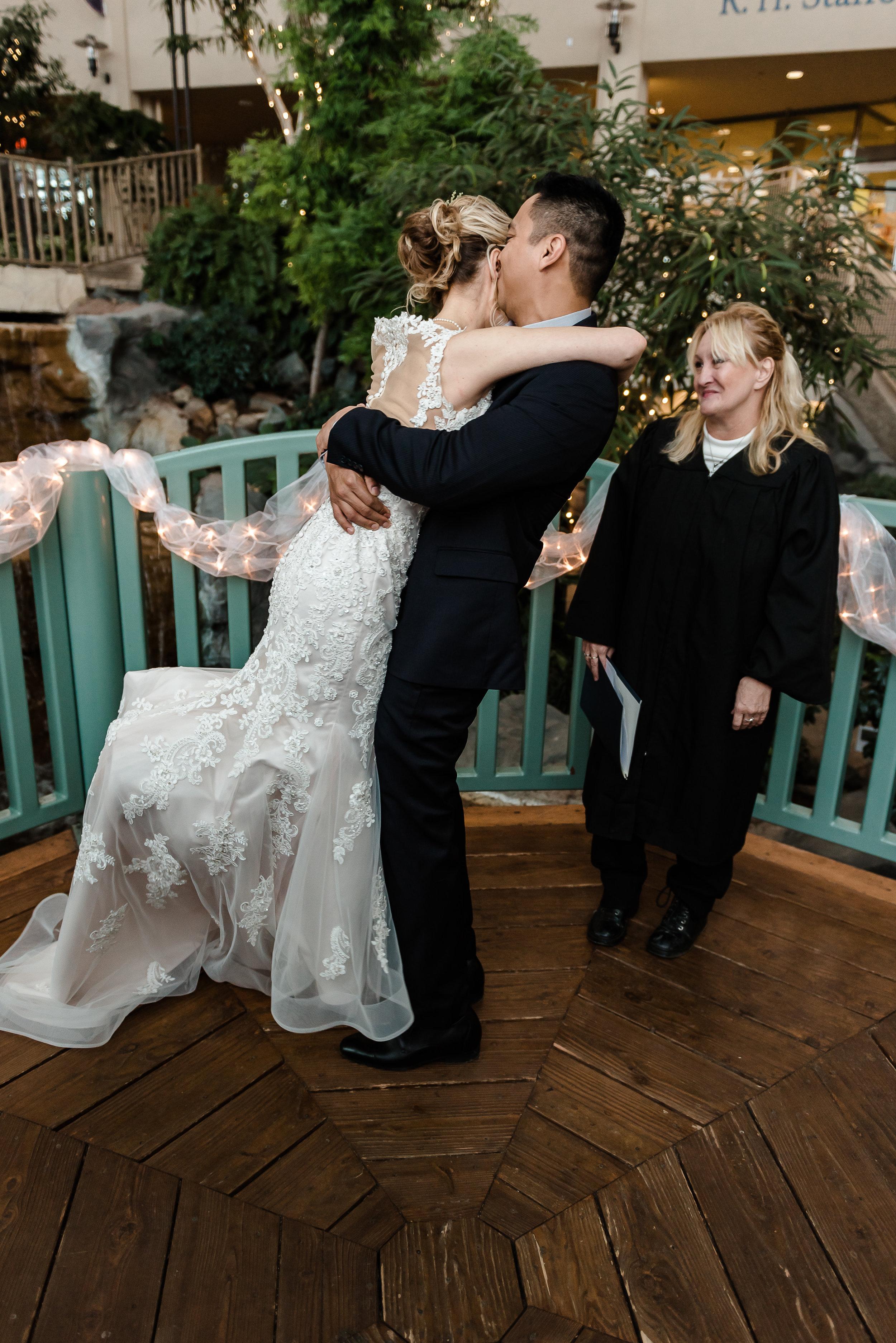 Kristin and Marlon - Wedding - Central Park Woodbury-408.jpg