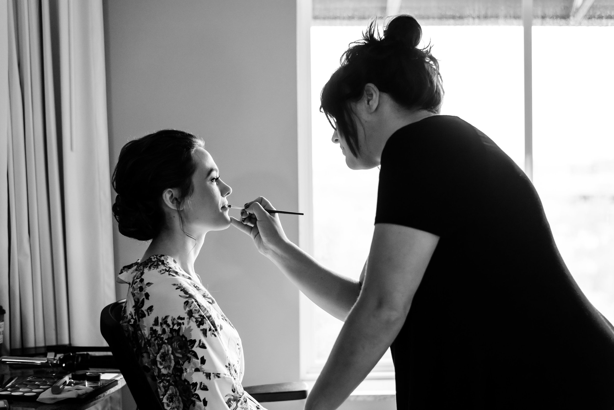 Wedding Makeup Artist Priscilla Bruce