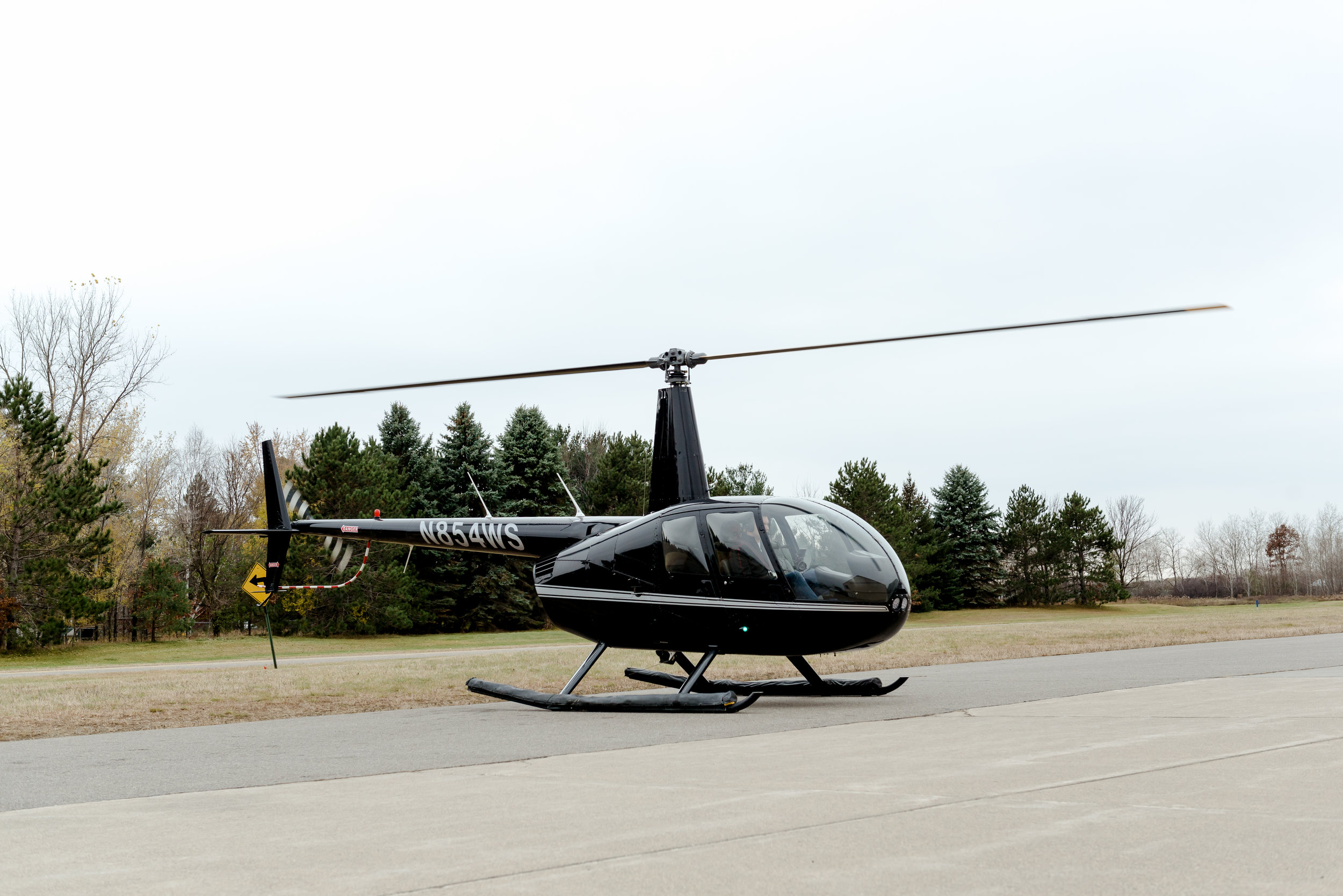 Minnesota Helicopter Tours - Blaine County Airport MN