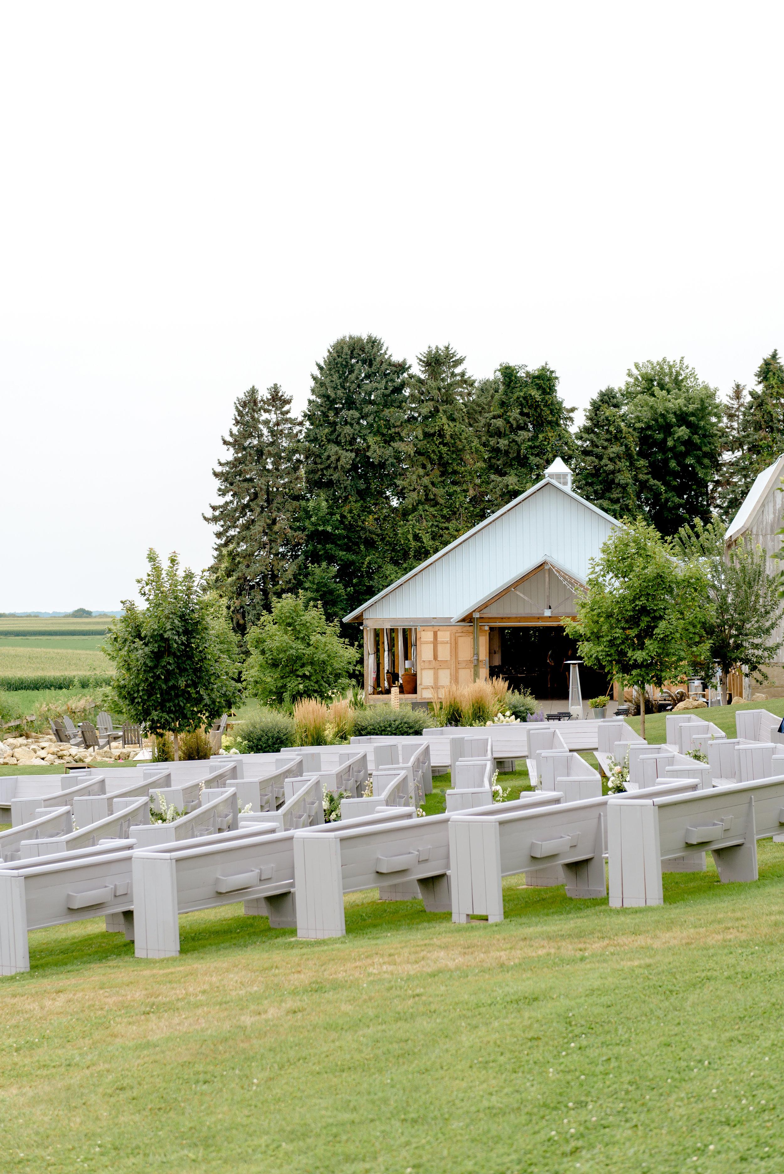 Best Wedding Venues MN - Legacy Hill Farm Wedding - Twin Cities Wedding Photographer