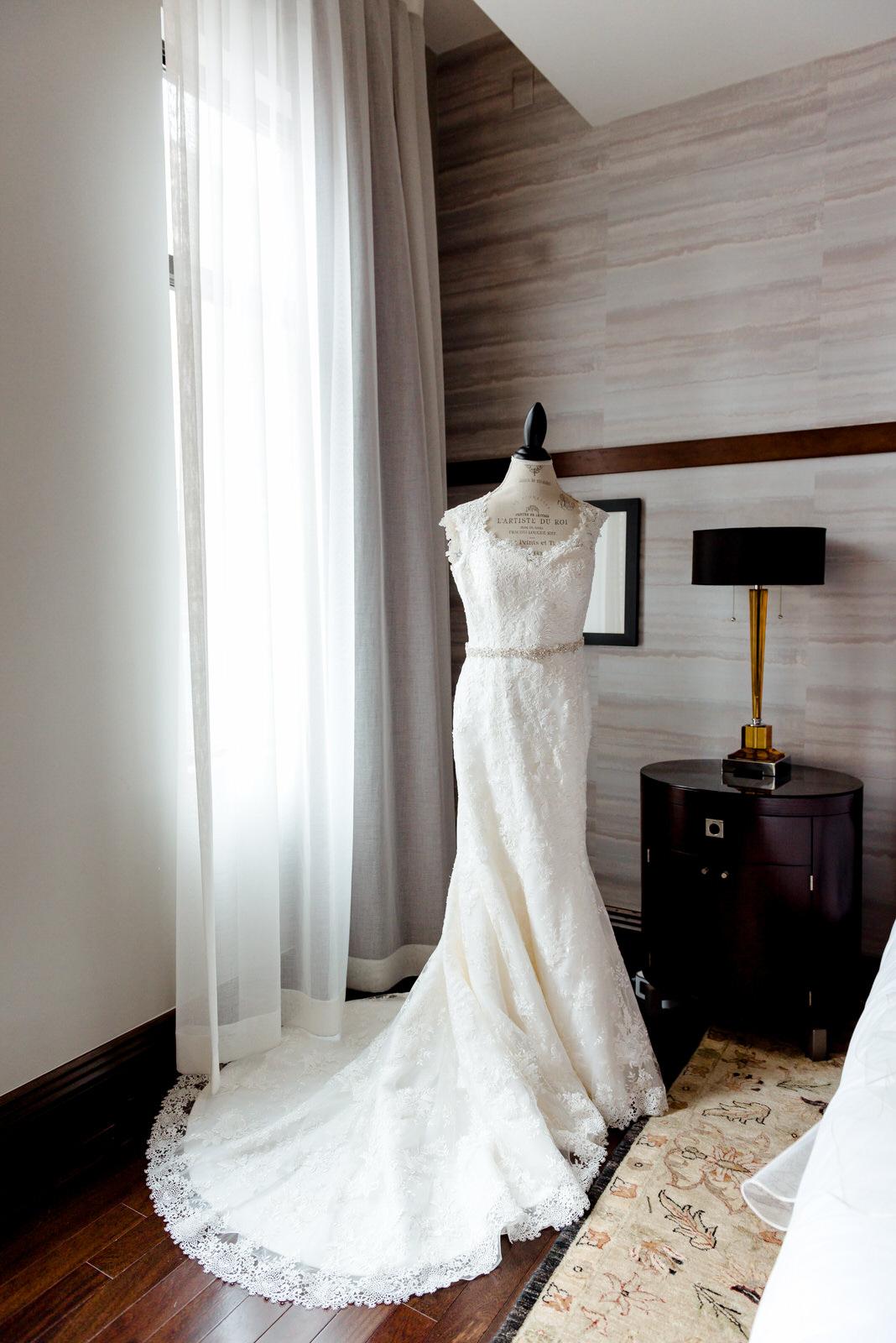 Hotel Ivy Bridal Suite - Minneapolis Wedding Photographer