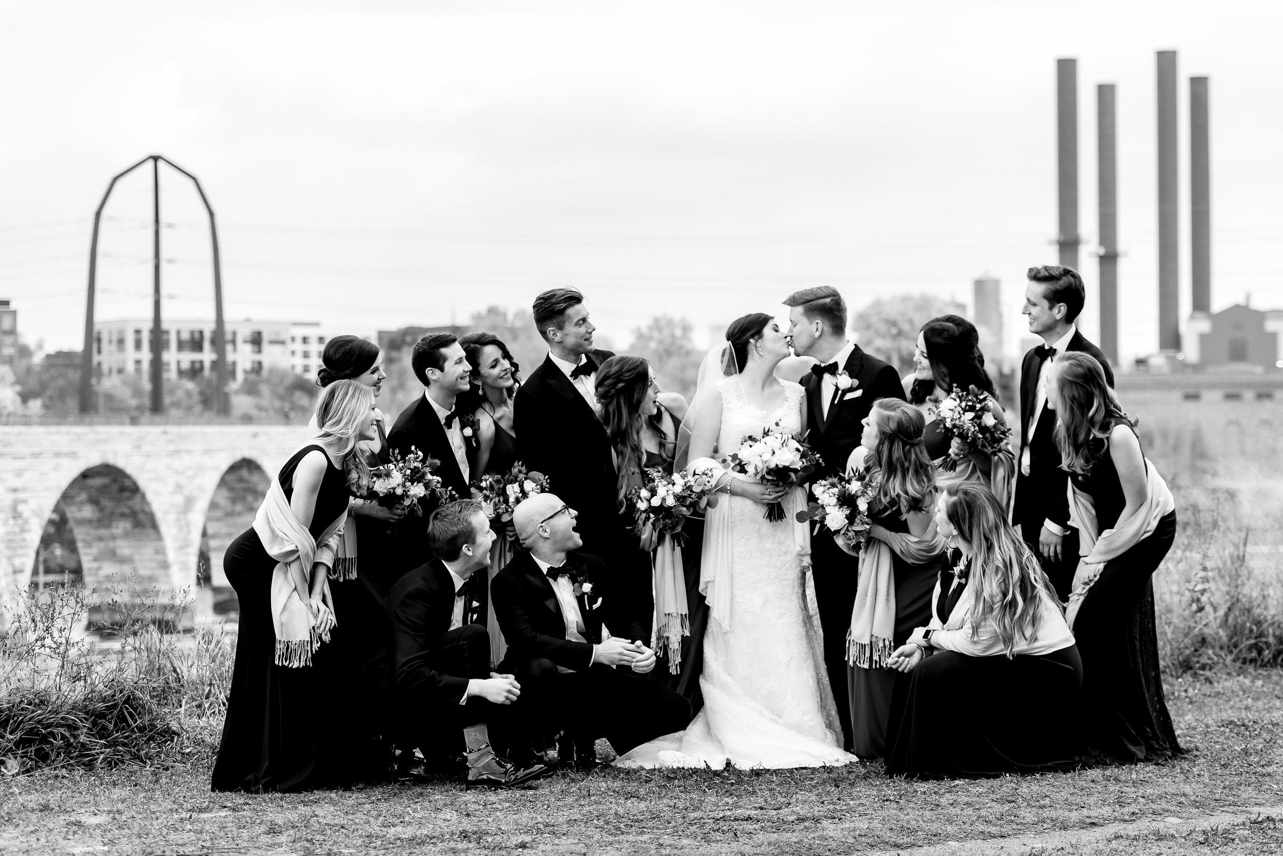 Best Wedding Photography Locations in MN - Minneapolis Wedding Photographer