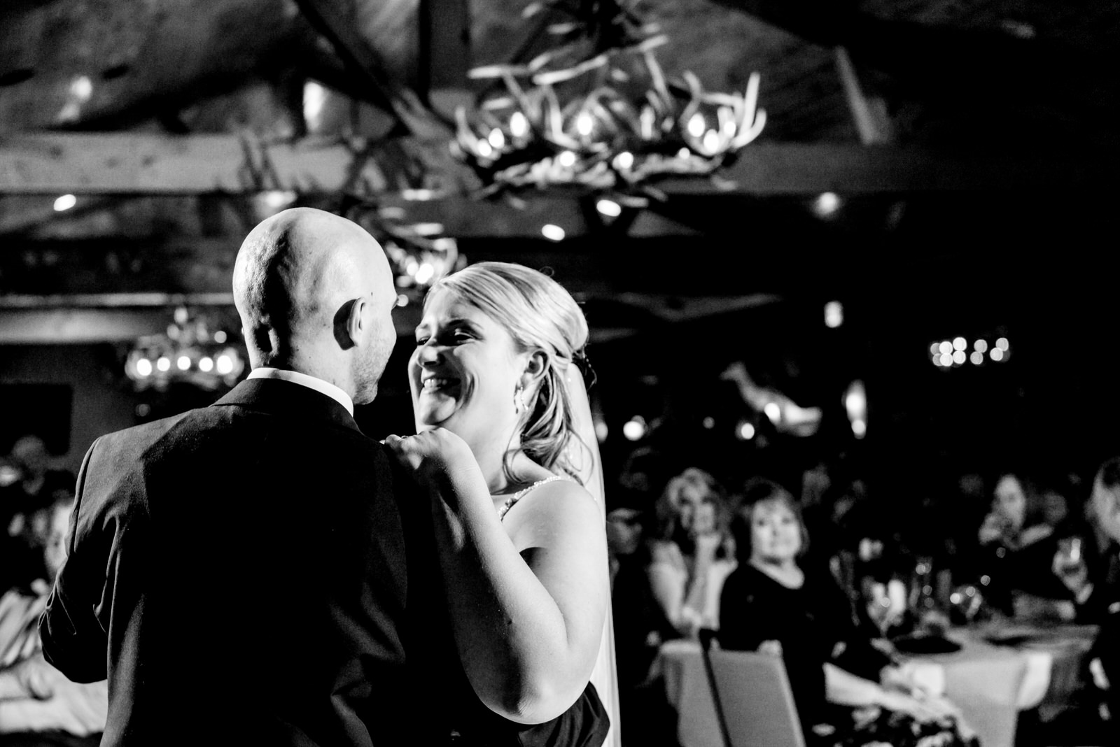 Heather and Taylor - Horse and Hunt Club Wedding -  Highlights BW-176.jpg