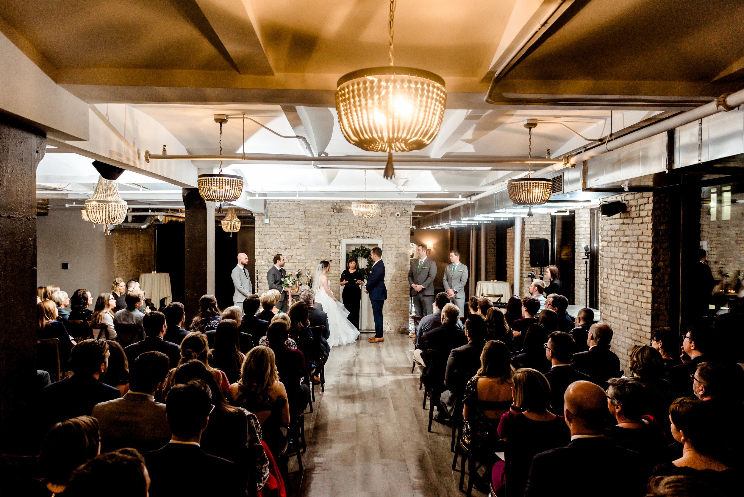 Megan and Alec - Lumber Exchange Wedding Sawyer Dylan Room - Highlights-193.jpg
