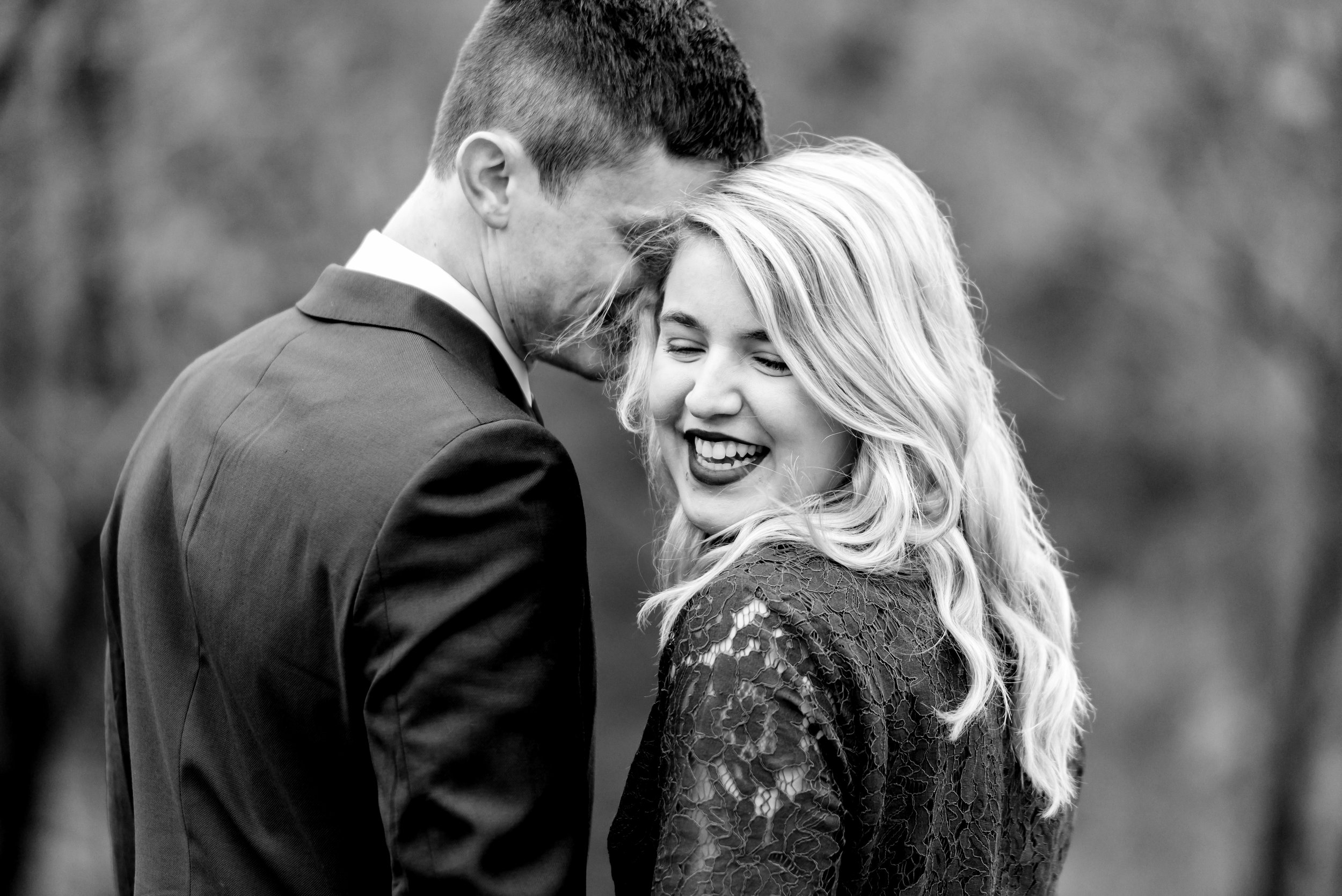 Kyla and Ryan - Twin Cities Engagement Photographer BW-72.jpg